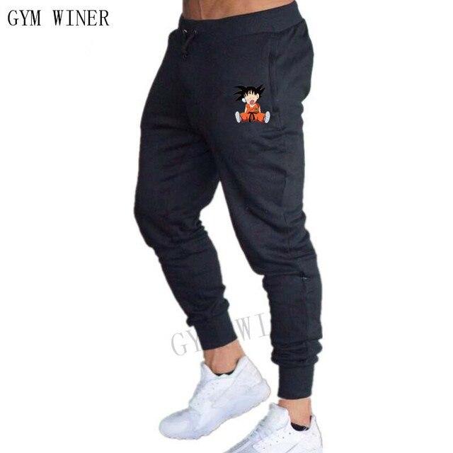 2018 Mens Haren Pants For Male Casual Sweatpants Fitness Workout hip hop Elastic Pants Men Clothes Track Joggers Man Trouser 2