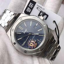 2020 de los hombres de lujo mecánico automático real ble dial relojes disco de cristal de zafiro deporte reloj de pulsera con AAA U1