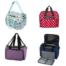 Вязаные сумки для пряжи Новое поступление женская сумка Органайзер