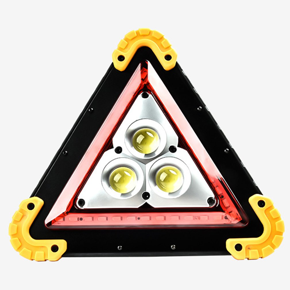 Car Tripod Car Traffic Warning Light Board Failure Dangerous Parking Folding Car Tripod Home Emergency Light