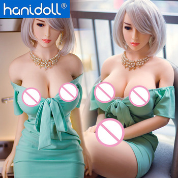 Hanidoll Silicone Sex Dolls 172cm TPE Love Doll Real Doll Lifelike Realistic Ass Big Breast Japanese Sex Doll for Men