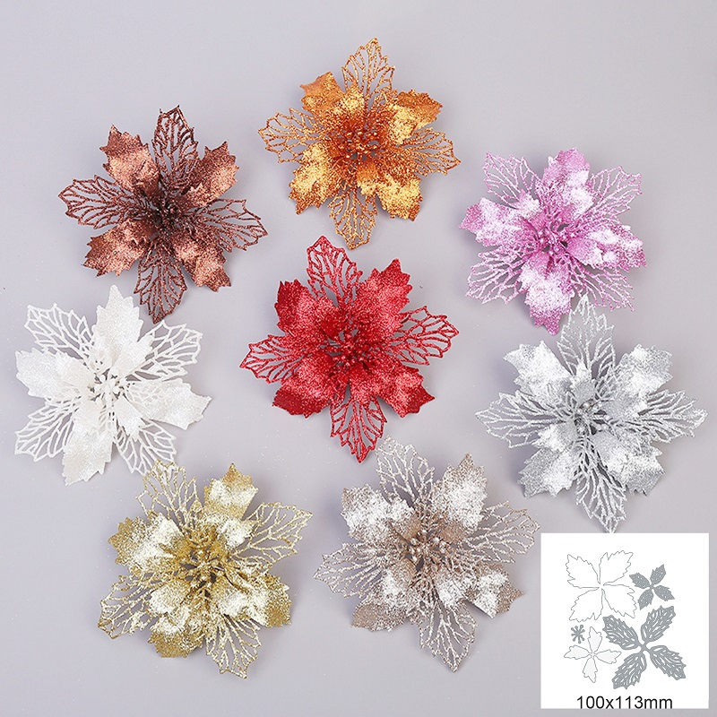 3D flower Metal Cutting Dies Stencil New 2020 for DIY Scrapbooking Craft dies Cut Decor Photo Cards(China)