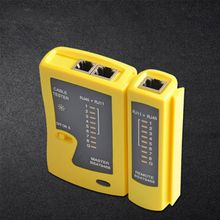 цена на LAN -Network Cable Tester Wire Test Line Finder Telephone Wire Tracker Tracer Diagnose Tool Kit