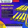 MECHANIC iBoot AD для samsung huawei Xiaomi OPPO VIVO Meizu Boot Line DC питание Тестовый Кабель питания для мобильного телефона вкл/выкл кабель