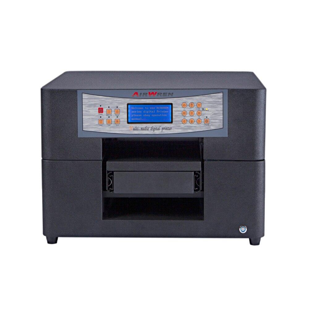 High Performance Phone Case Printer 3d Digital Uv Phone Case Printer A4