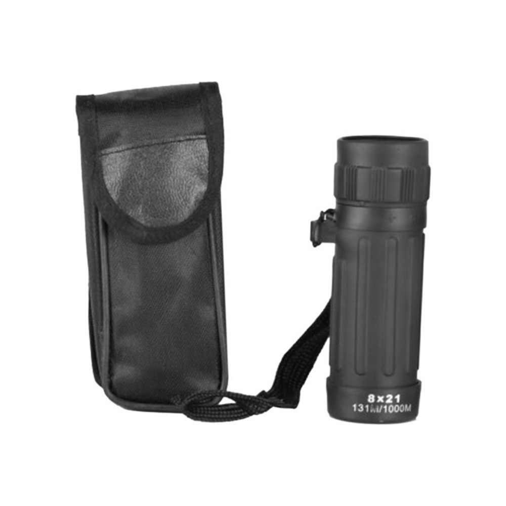 8X กล้องโทรทรรศน์เดียว 8x21 แคมป์ล่าสัตว์กีฬา Telescope ขอบเขต Monocular ขนาดกะทัดรัดกล้องส่องทางไกลแบบพกพา dropshipping