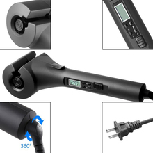 New LCD Automatic Hair Curler