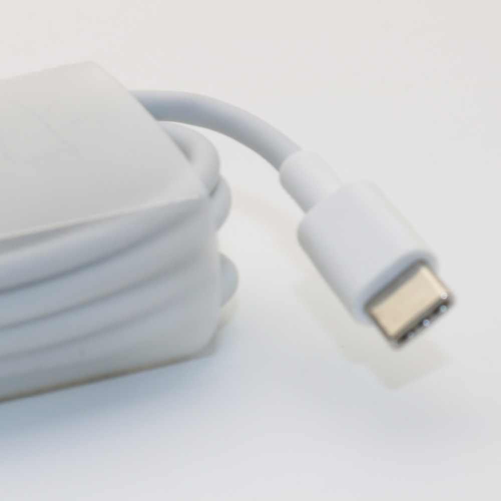 Câble de chargeur d'origine Huawei Nova 3 Usb type-c 2A rapide 100CM ligne de données de Charge blanche pour smartphone honour 9 8 p9 P10 lite