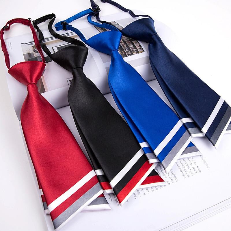 Necktie Korean Version Of Women's Shirts Professional Dress Campus Style Student Uniform Uniform Dance Decoration Tie Trendy
