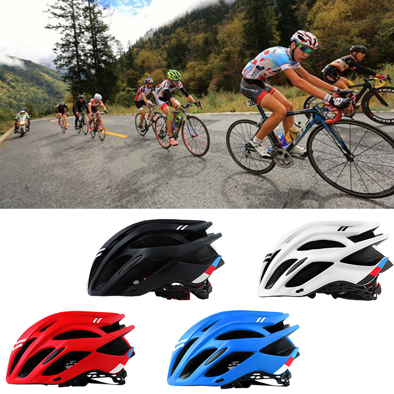 Bicycle Helmet Riding Equipment Helmet Multi Color Men'S Riding Helmet Integrated Mold Lightweight Breathable Men Mountain Bike|Bicycle Helmet| |  -