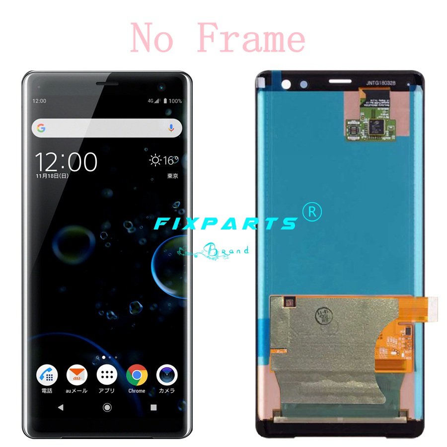 Sony Xperia XZ3 H8416 H9496 H9493 LCD Display Touch Screen Digitizer