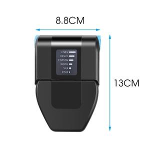 Image 2 - מתקפל נייד ברזל קומפקטי Touchup ומושלם מיני חשמלי מתקפל נסיעות ברזל מתקפל ברזל עבור צווארון זרוק/ספינה