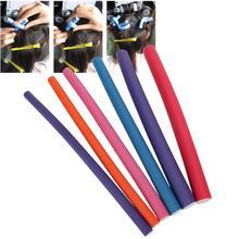 Бигуди 36 шт./пакет мягкие бигуди для волос ролик локон бигуди DIY бигуди инструмент для завивки волос плойка конусная инструменты для завивки волос