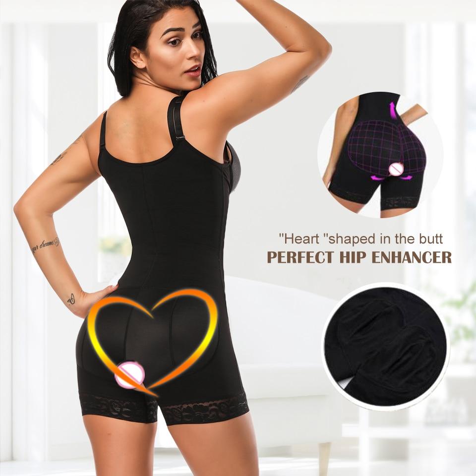 Waist trainer Shapewear waist Slimming Shaper Corset Slimming Briefs butt lifter modeling strap body shapers underwear women