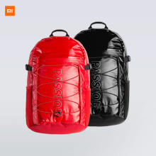 Xiaomi Mijia Youpin IGNITE Sports Fashion Backpack Stylish Appearance Comfortable Carrying Waterproof Fabric