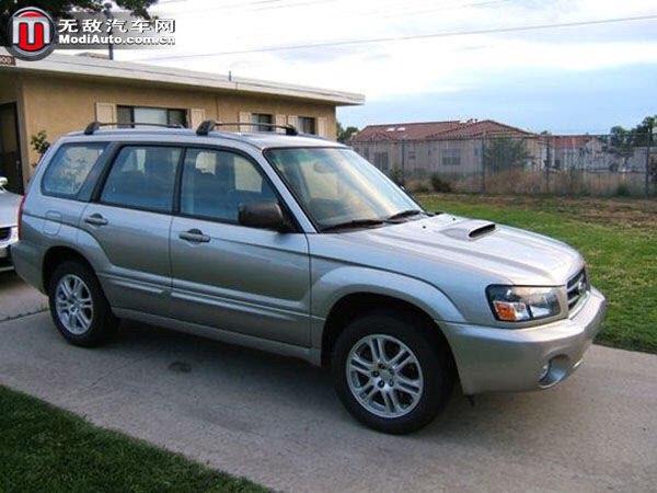 Custom Car Stickers For Subaru Forester SG5