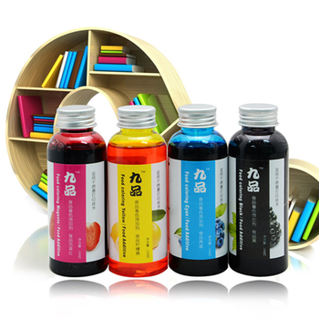 100ML x 4 color Edible Ink For Canon Printer For Cake Chocolate coffee & food printe