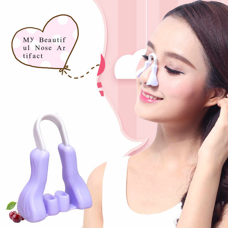 Neus Omhoog Shaping Shaper Lifting Bridge Straightening Beauty Neus Clip Gezicht Shapers Fitness Facial Clipper Corrector Tool