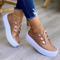 2021 New Womens Shoes For Autumn Sneakers Casual Walking Platform Shoes Sports Shoes Female Shoes Feminine Zapatillas De Deporte 1