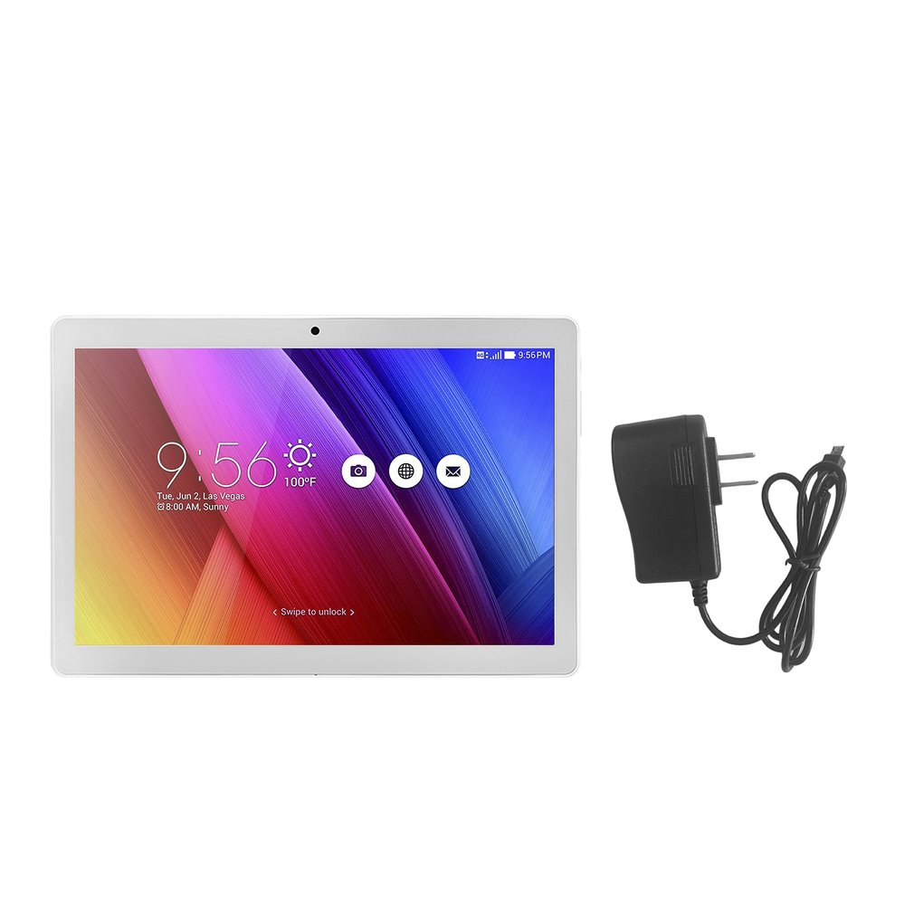 NOOMAI A102 9.6 Inch 3G 2MP+5MP Camera 4000mah Tablet 4.0 Connection With IPS Capacitive Screen With US Plug