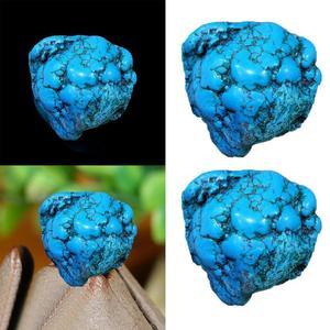 Натуральный бирюзовый минеральный неизолированный камень, 100 г, минеральный хрустальный камень 3 5 см Камни      АлиЭкспресс