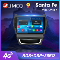 2 Din Car Radio Multimedia Android Video Player Navigation GPS for Hyundai Santa Fe 3 Grand 2013 2017 Car Audio System Head Unit