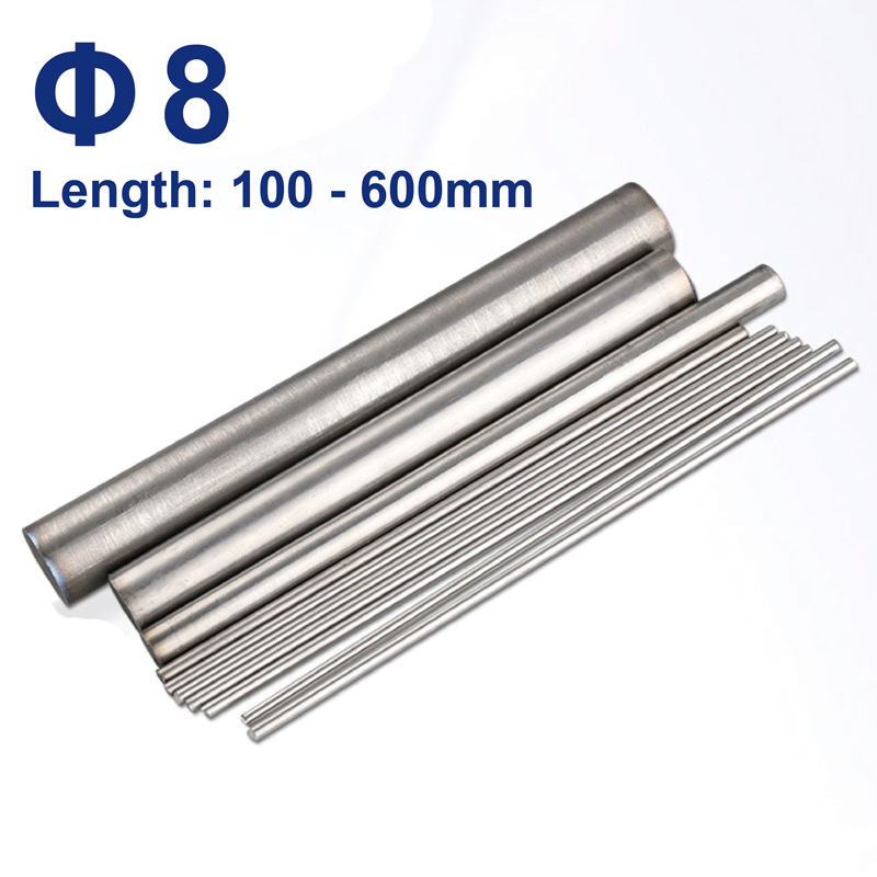 Diameter 8mm Titanium Rod/bar Grade 5