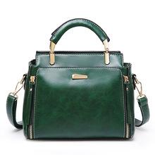 2020 wysokiej jakości mody Retro lśniący połysk jedno ramię skos torba torebka tanie tanio Wiadro Torby na ramię CN (pochodzenie) DL0701 Torebki