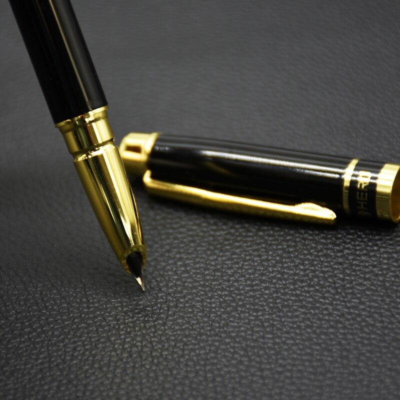 16 pces heroi 8870 negocio caneta tinteiro 04