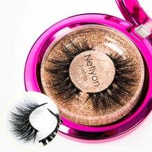 1 Pair Eyelashes 3D Mink Lashes Natural Handmade 100% Real Eyelash Volume Soft Long Extension For Makeup