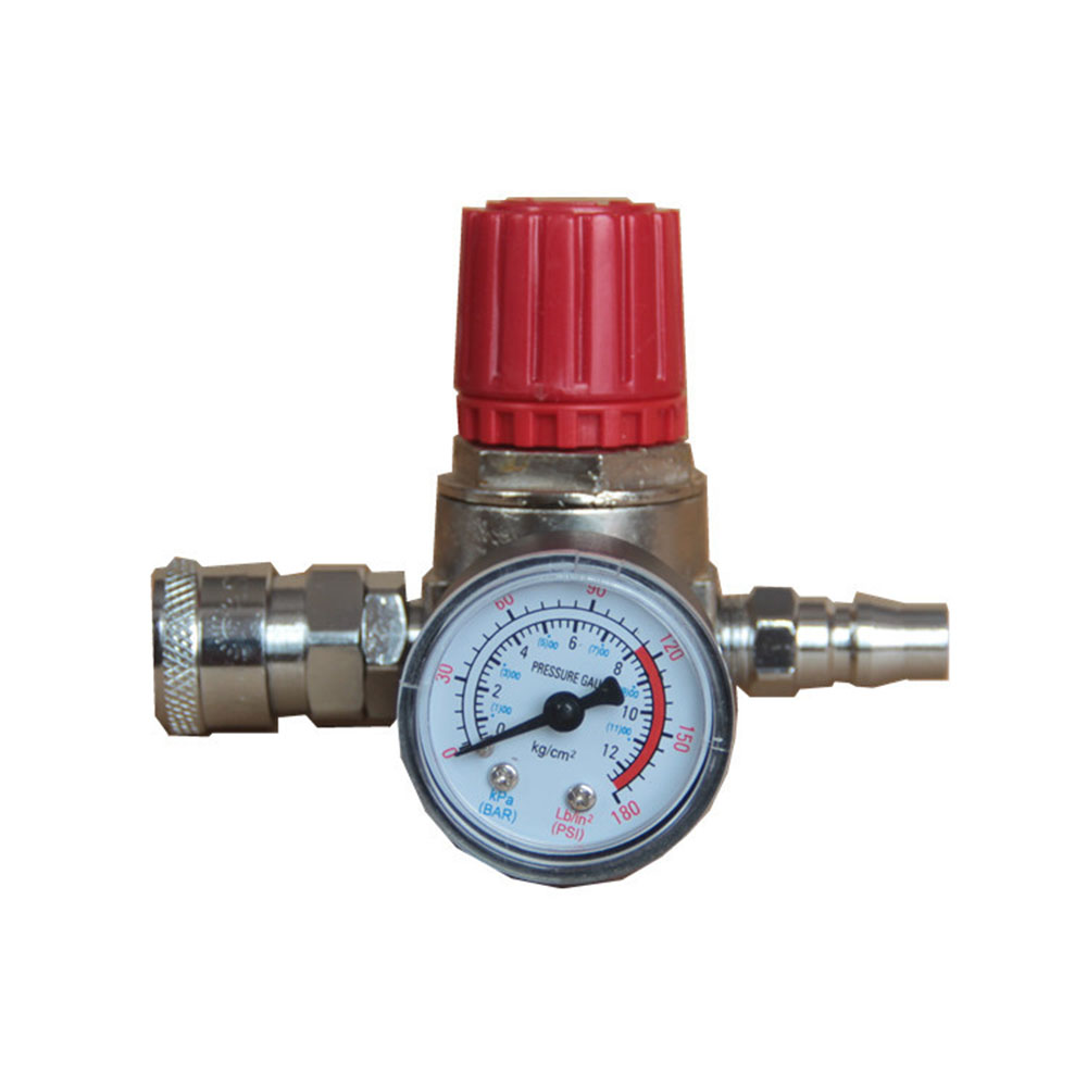 Air Compressor Pressure Controller Regulating Valve Barometer Replacement