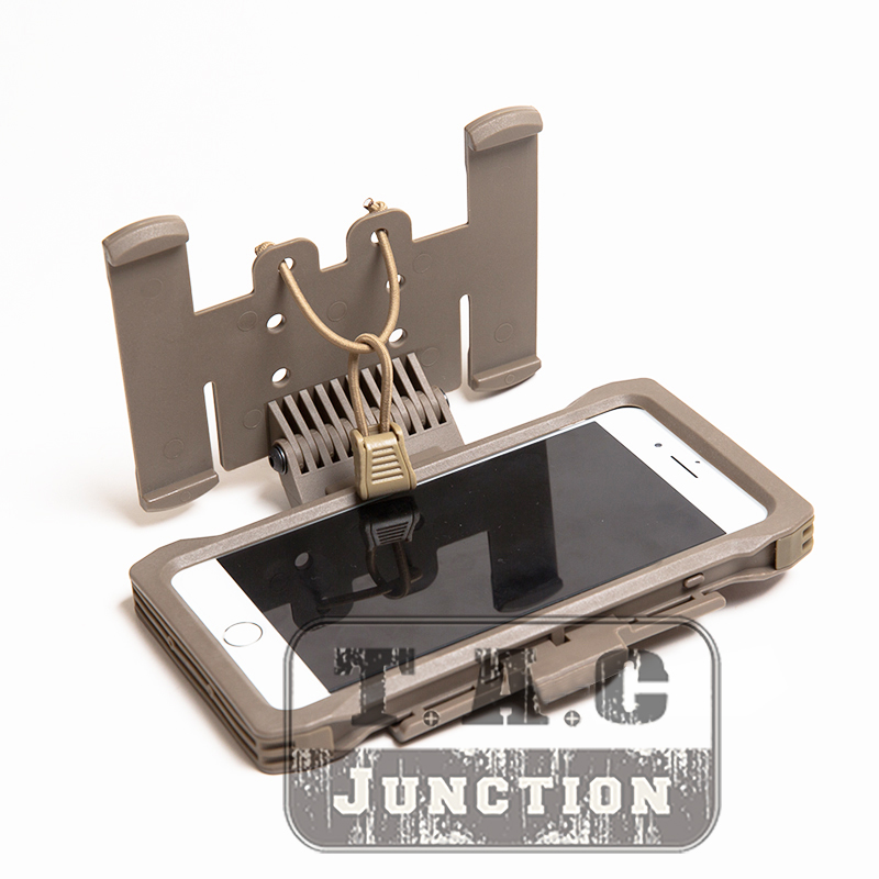 FMA Tactical Phone Case Mobile Pouch MOLLE Hunting Gear Holder With MOLLE Holder For Iphone6 7 8 Plus