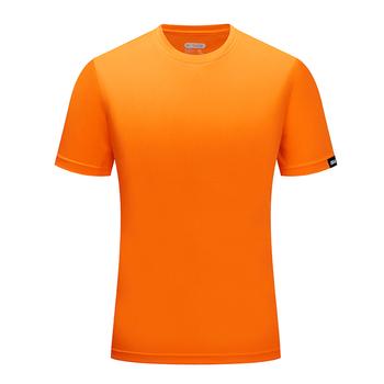 Marka SANHENG mężczyźni letnia Casual koszulka wyjściowa męska koszulka sportowa Plus rozmiar Sport szybkoschnący oddychające topy tanie i dobre opinie Unisex Lato AUTUMN Poliester Pasuje mniejszy niż zwykle proszę sprawdzić ten sklep jest dobór informacji