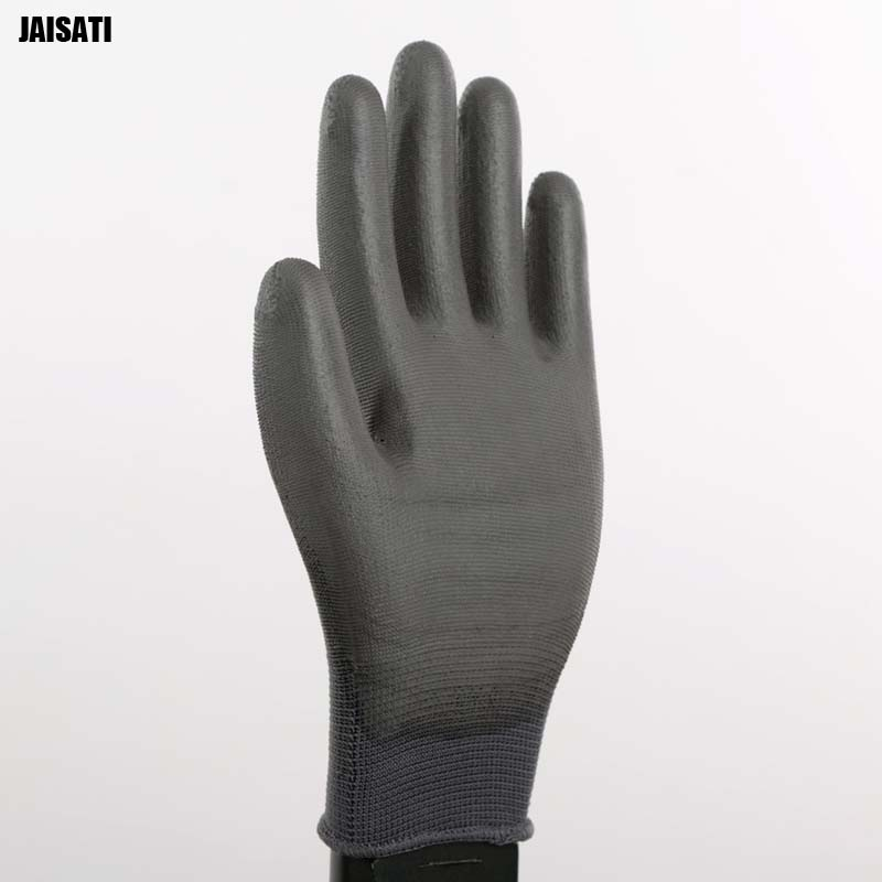 Winter Plus Velvet Thick Rubber Gloves Waterproof Warm Gloves