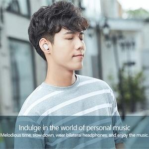 Image 5 - 원래 xiao mi mi airdots pro 흰색 진정한 무선 이어폰 tws bluetooth v5.0 헤드셋 스테레오 소음 감소 공기 이어 버드