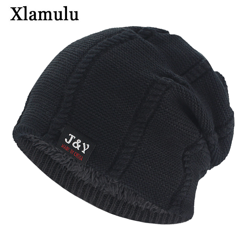 Brand Unisex Skullies Beanies Men Knitted Hats Women Winter Hats For Men Caps Gorro Bonnet Homme Male Mask Warm Fashion Cap