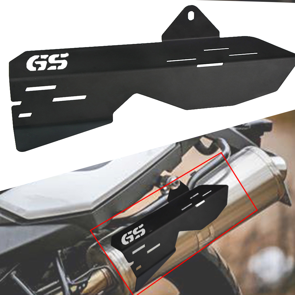 For BMW F650GS F700GS F800GS ADVENTURE 2014 2015 2016 <font><b>2017</b></font> 2018 Motorcycle exhaust pipe crash Protector Cover F <font><b>700</b></font> 800 <font><b>GS</b></font> ADV image