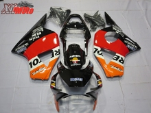 Motorcycle ABS Fairing Kit For Honda CBR954R 2002-2003 Injection ABS plastic Fairings CBR 954 02-03 Repsol Bodyworks