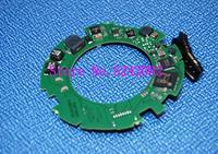 NOVO Para Canon EF S 17 85mm F/4 5.6 É USM Placa Principal PCB Circuito MCU motherboard Com Cabo de Contato Lens Repair Parte|Peças de lente| |  -