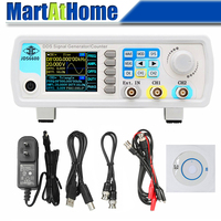JDS6600 30M 30MHZ Signal Generator Digital Control Dual channel DDS Function Signal Generator frequency meter Arbitrary|Signal Generators| |  -