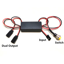 Flash Strobe Controller Flasher Module 5~16V Dual Output for RC Car Model Modified Parts ACcessories