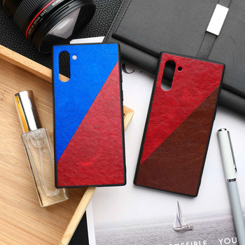 For Samsung A50 A40 A70 A10s A20s A30 A50s Case Silicone Frabic Leather Cover For Galaxy Note 10 S8 S9 Plus S10e A7 A8 A9 2018 image