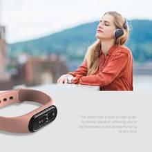 Bracelet de Sport intelligent M5, avec mesure de la pression, moniteur d'activité physique, pour hommes et femmes, nouvelle collection 2021