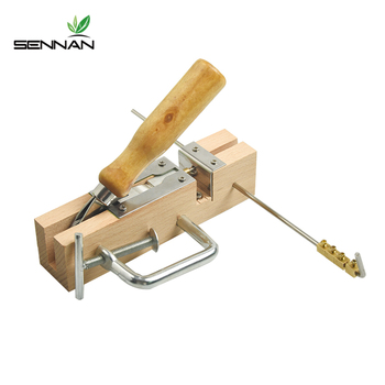 SenNan 1 шт. новое оборудование для пчеловодства рамка люверсы перфоратор машина для сотовых гнезд коробки кадров пчеловодства инструмент