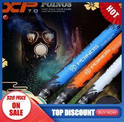 Palo de billar profesional de fibra de carbono Poos, palo de billar XP, punta de 13mm, eje de carbono negro con protector de articulaciones, China