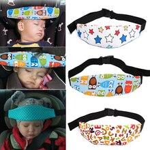 Belt Car-Seat-Head-Support Baby Children Fastening-Belt Safe-Sleep Adjustable Boy Girl