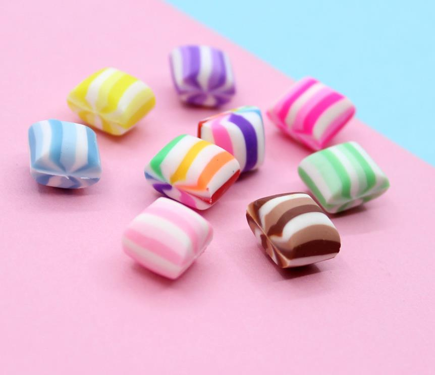 Slime charms Supplements Charms for Slime Candy Polymer Filler Addition Slime Accessories Toys Modeling Clay 5