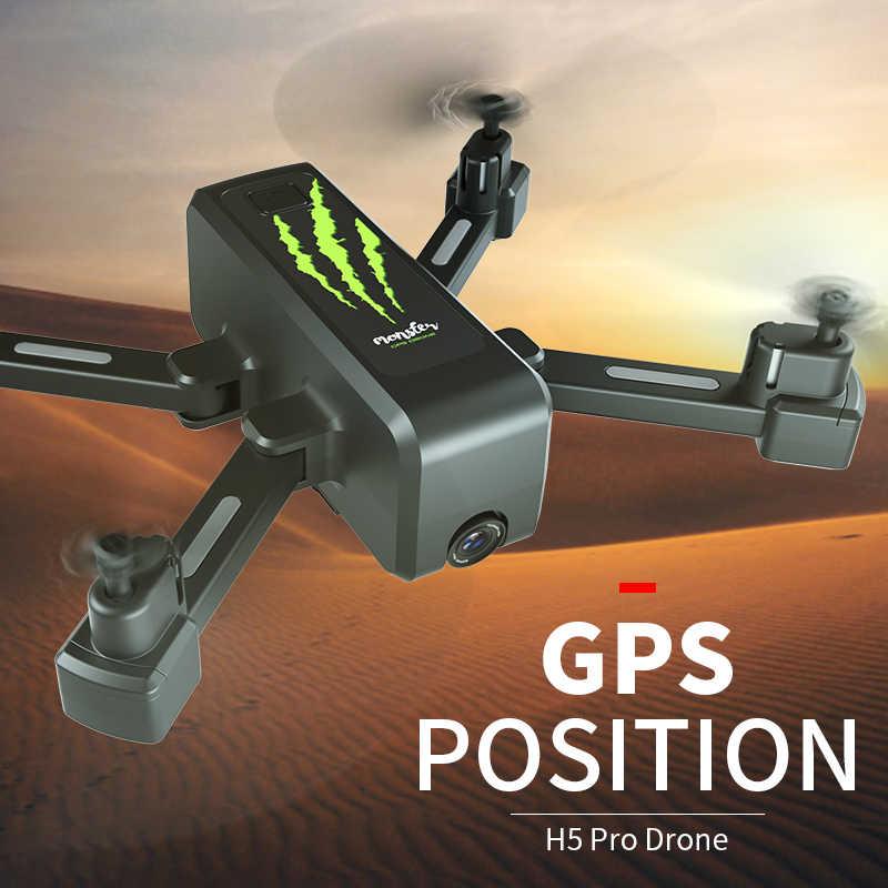 Sharefunbay ドローン gps 4 18k hd カメラ 5 グラム wifi fpv ドローン esc カメラの高さを維持飛行 20 分制御距離 500 メートル