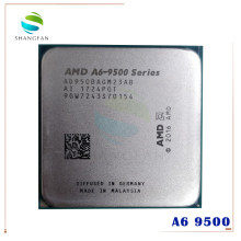 AMD A6-Series A6-9500 A6 9500 AD950B 3.5 GHz Dual-Core CPU AD9500AGM23AB ซ็อกเก็ต AM4(China)