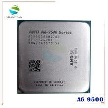 AMD A6-Series A6-9500 A6 9500 AD950B 3.5 GHz Dual-Core procesor CPU AD9500AGM23AB AD950BAGM23AB gniazdo AM4